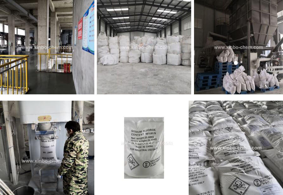 sodium fluoride coarses factory