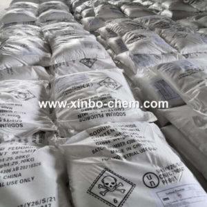 sodium fluoride coarse distributor