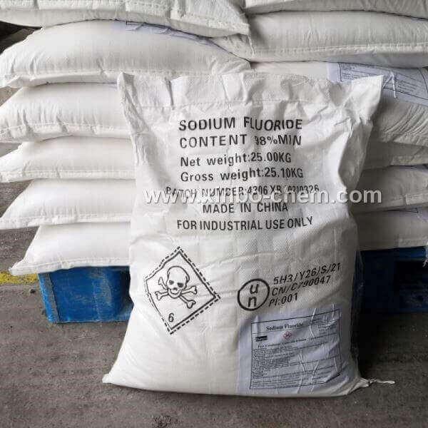 sodium fluoride granular manufacturers